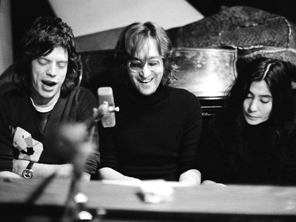 Yoko Ono, John Lennon, ...