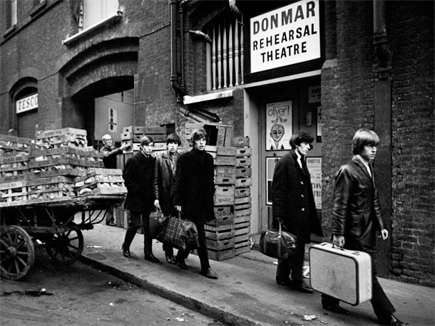Mick Jagger, Keith Richards, ...