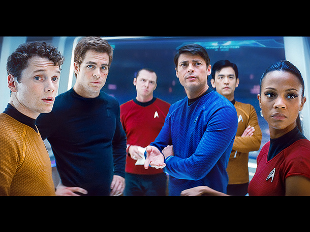 After the Star Trek franchise had been extended into the far future, the distant past, and the furthest reaches of the galaxy, J.J. Abrams' 2009…