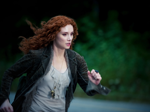 Ginger vampire baddie Victoria, played by actress Rachelle Lefevre, was a minor character in the first two Twlight films. For The Twilight Saga: Eclipse ,…