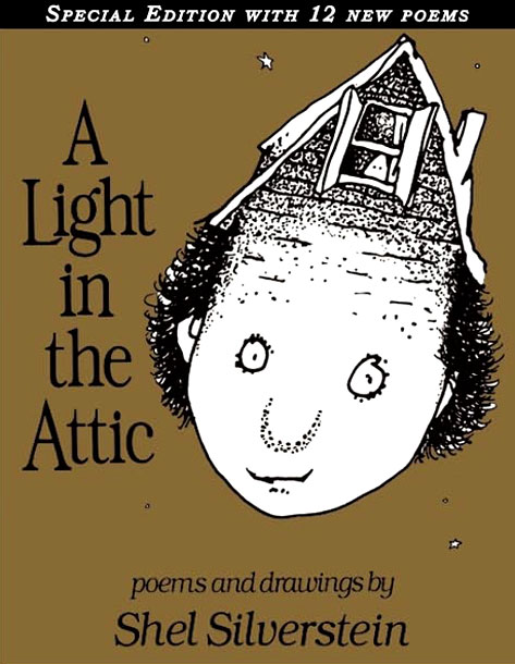 The poet laureate of the children's set melds complex illustration and clever verse in this kooky yet stunning collection.