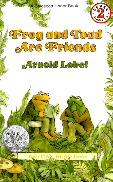 In this genuine classic, an amphibious Odd Couple — a cheerful frog, a somber toad — experience gentle adventures that bolster their true friendship.
