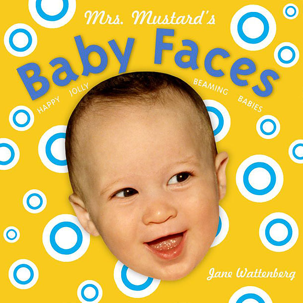 There are no words on this ingenious, strikingly simple accordion-style book, just pictures of babies' faces — happy on one side, sad on the other.…