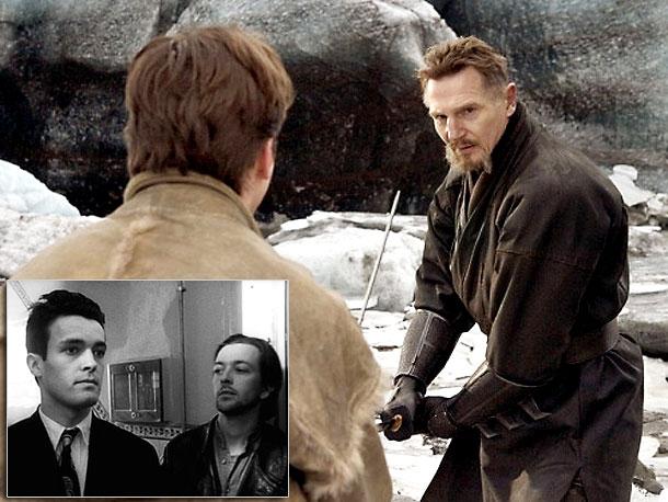 Christopher Nolan | Batman Begins kicks off with an extended origin prologue featuring Liam Neeson as Henri Ducard, a man who teaches Bruce Wayne how to fight, how…