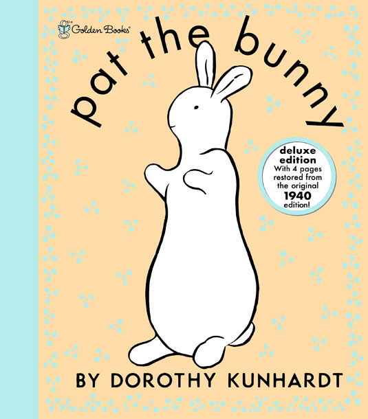 When it was first published in 1940, Pat the Bunny — one of the first interactive books — caused a sensation. All these years later,…
