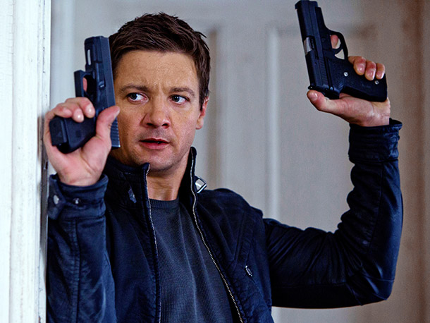Jeremy Renner, The Bourne Legacy | The Bourne Legacy Franchise screenwriter Tony Gilroy spends much of the first half of Legacy taking the raw material of the original Bourne trilogy and…