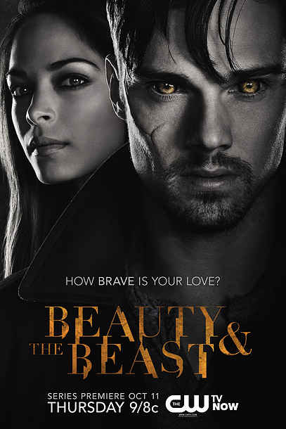 My god, he's hideous! How can she stand him? The ad is attractive, but deeply generic. It's all perfectly fine, even if Beast has nothing…