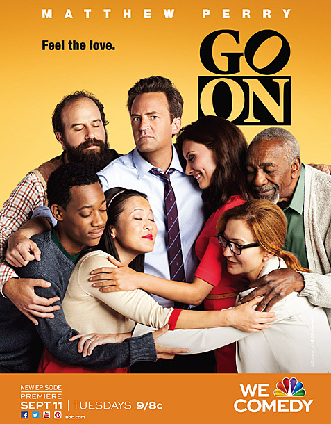 A smart, warm ad. Matthew Perry looks nicely awkward, and a group hug is a clever way to communicate group therapy. The other cast members…