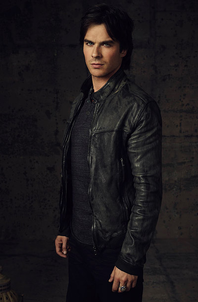 Crowned the Sexiest Beast by EW.com readers after the show's first season, Damon (Ian Somerhalder) continues to smolder as the bad boy vampire who specializes…