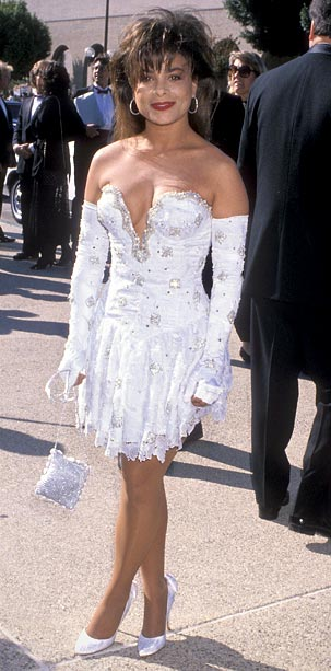 Paula Abdul | Here's a rule of thumb for aspiring fashion writers; when compiling a worst dressed list for any event, your first step should be to find…