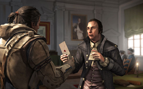Assassin's Creed 3 | Founding Father and brew-master Samuel Adams plays a significant role in ACIII 's story, which — spoiler alert! — leads to Connor playing an equally…