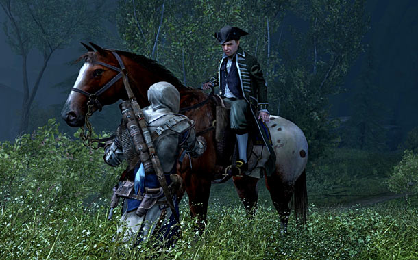 Assassin's Creed 3 | While we're not sure we'll see a re-enactment of Paul Revere's ''midnight ride'' in ACIII , we do know the silversmith-turned-American-Revolution-patriot works closely with new…