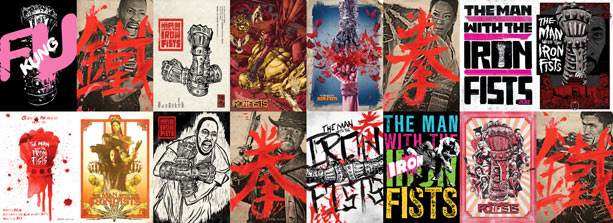 The Man With the Iron Fists | Before The Man With the Iron Fists hits theaters on Nov. 2, every poster seen here will be available for fans to tear off and…