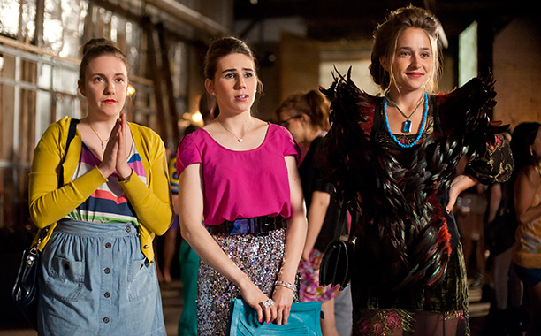 One of the most divisive new series of the year when it premiered, Lena Dunham's literate, surprising, and often quite naked chronicle of the tribulations…