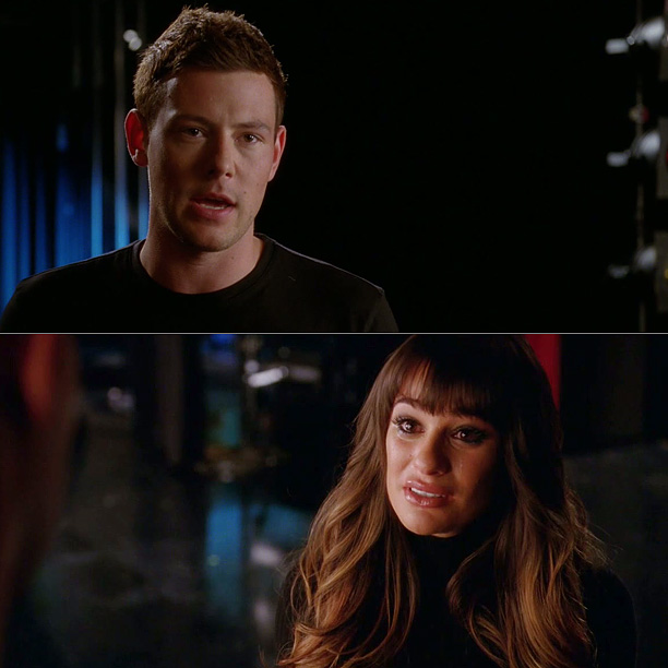 On-again, off-again Finchel are finally off again after Finn (Corey Monteith) ignored her for months, and Rachel (Lea Michele) admitted she had kissed another guy.…