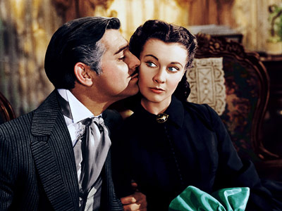 Gone With the Wind, Clark Gable, ... | Gone With the Wind (1939) Scarlett was supposed to be the ''heroine,'' yet she was a spoiled, rude, immoral tramp. The only part of the…