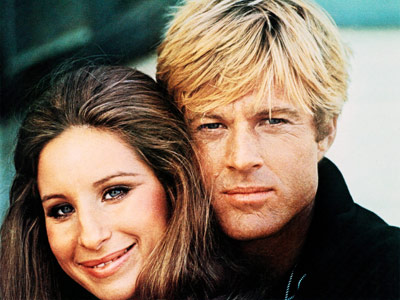 The Way We Were, Barbra Streisand, ... | ROBERT REDFORD and BARBRA STREISAND, The Way We Were (1973) Few could have predicted the classic that would be born when The Sundance Kid and…