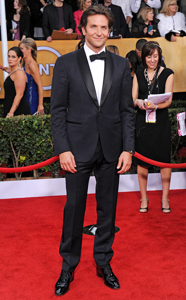 Style, Style: Red Carpet, ... | It's easier to dress for the red carpet when you're a guy — and easier still when you're a guy that looks like Bradley Cooper…