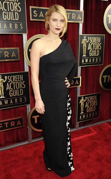 Style, Style: Red Carpet, ... | Just two weeks ago, she topped my best dressed list at the Golden Globes , but the Homeland star followed up that flawless red carpet…