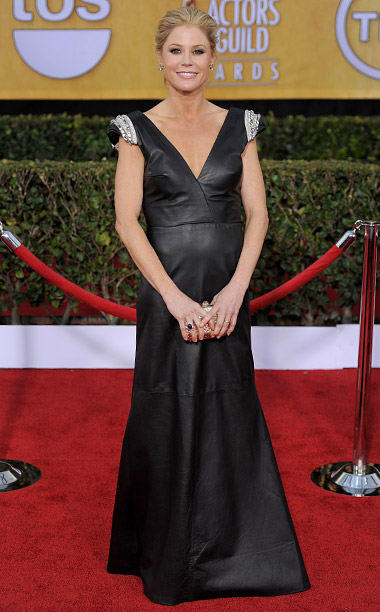 Style, Style: Red Carpet, ... | Some might say that a leather gown has no place on the red carpet, but I say Bowen is one of the few stars who…