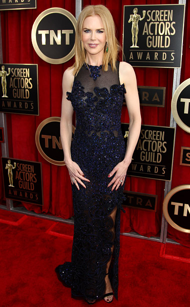 Style, Style: Red Carpet, ... | Kidman says that playing Grace Kelly had renewed her love of great fashion, and this gown, covered in dazzling appliques, proves it. Speaking of grace,…