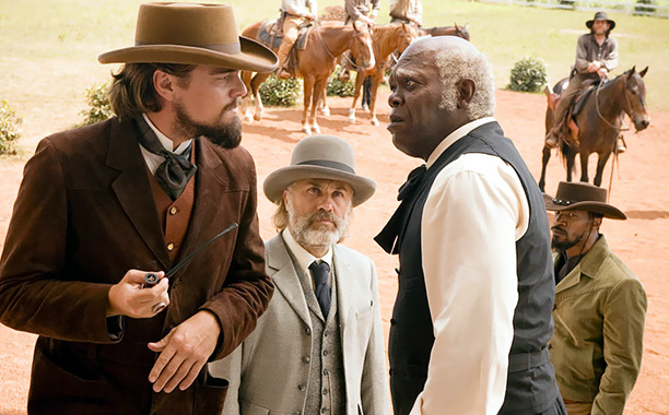 ''I saw Django on Monday and thought surely Leo and Sam would be fighting each other.'' — Ryan ''As much as I like Waltz, I…
