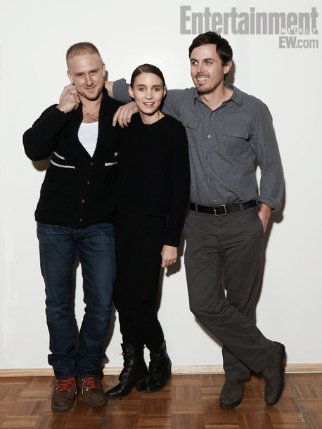 Ben Foster, Rooney Mara, and Casey Affleck, Ain't Them Bodies Saints