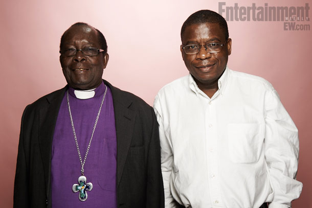 Bishop Christopher Senyonjo and Reverend Kapya Kaoma, God Loves Uganda