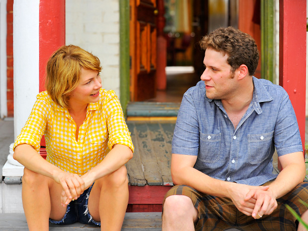''I went to see Take This Waltz alone, and I thought Michelle Williams' character was deeply relatable and simple, yet dark. It was the saddest!…