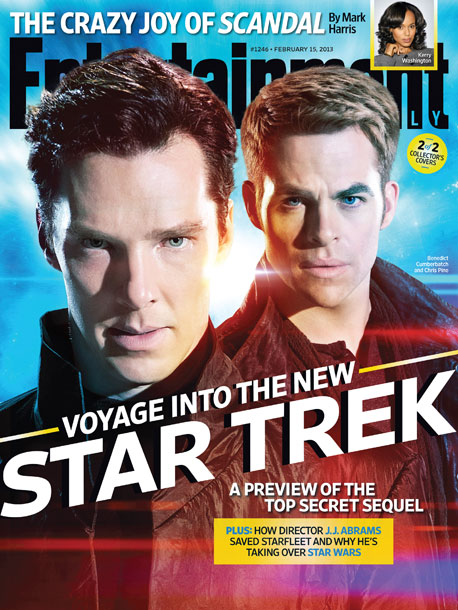 Chris Pine, Benedict Cumberbatch, ...   Read more about this week's cover story.