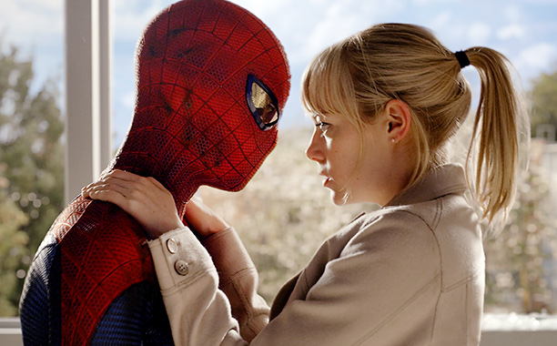 Emma Stone, The Amazing Spider-Man | Played by: Emma Stone Falls for the hero? Yes Needs to be saved? Yes, but the science-loving high school student helps prevent an apocalypse by…