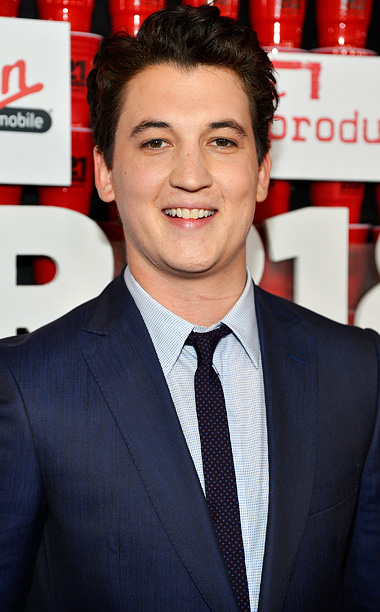 Miles Teller, Divergent | The role: Like Tris's bestie Christina, Peter is a Candor transfer; unlike Christina, he's an overly competitive, violent creep who has a habit of permanently…