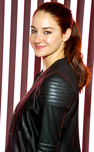 Shailene Woodley, Divergent | The role: In a futuristic dystopia where 16-year-olds must choose between five factions — Abnegation (the selfless), Amity (the peaceful), Candor (the honest), Dauntless (the…