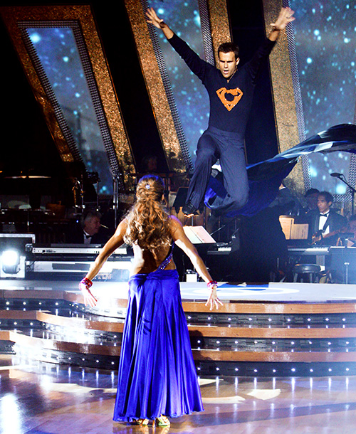 Dancing With the Stars   I still can't believe Lady Legwarmer, who danced in the first 10 seasons, never won the COVETED MIRRORBALL TROPHY. When I picture DWTS in my…