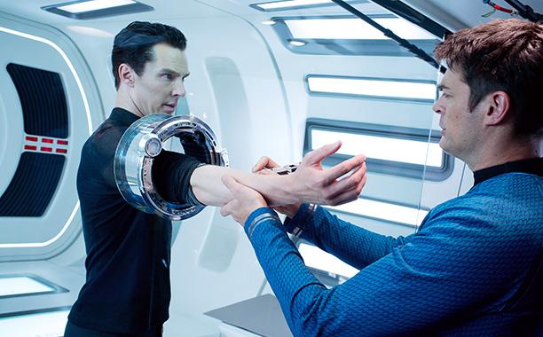 Star Trek Into Darkness | Khan (Benedict Cumberbatch), Star Trek Into Darkness (65%*) Danny McBride, This Is the End (14%) Kruger (Sharlto Copley), Elysium (12%) Owen Shaw (Luke Evans), Furious…