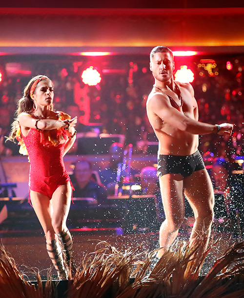 Dancing With the Stars   A flirty cabana boy with a sensitive soul, Val embodies what many people really want out of Dancing With the Stars : nudity. The younger…