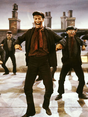Dick Van Dyke, Mary Poppins | It's impossible not to look back at Dick Van Dyke's chimney-sweeping performance in the kiddie musical with fondness. But it's also impossible not to notice…
