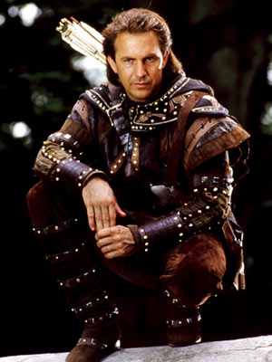 Kevin Costner, Robin Hood: Prince of Thieves | If Kevin Costner was too short on time to polish his English accent, as he claims in the DVD commentary, he shouldn't have put his…