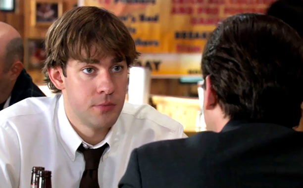 The Office | Season 2, episode 13 Aired: Jan. 19, 2006 This episode pulled off one heck of a great reveal. After Jim confessed his crush on Pam…