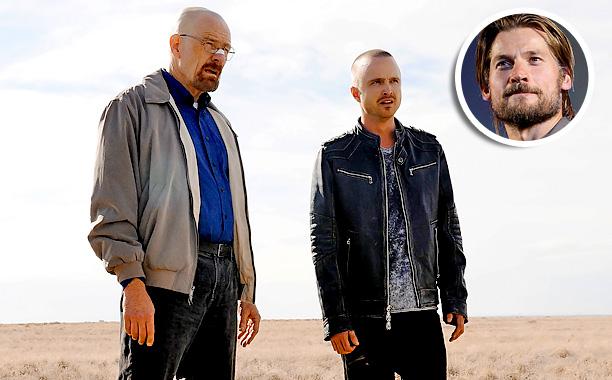 Aaron Paul, Bryan Cranston, ... | ''I started last summer with Breaking Bad and I went through all of it like an addict. Appropriately so. And I just can't wait for…