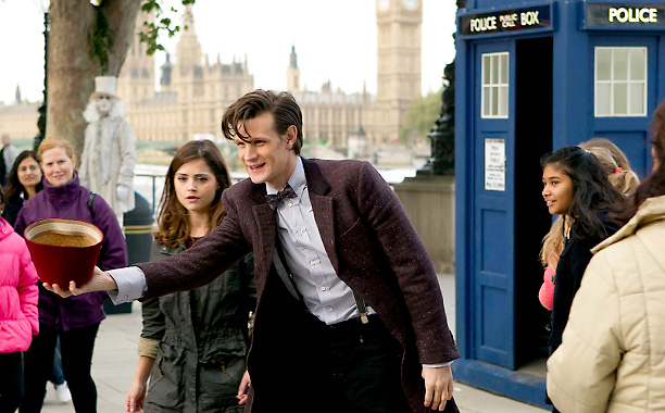 Matt Smith, Jenna-Louise Coleman, ... | Just make sure you don't commit a crime so heinous your TV/streaming privileges are revoked. Doctor Who The British series about a kooky time-traveler is…