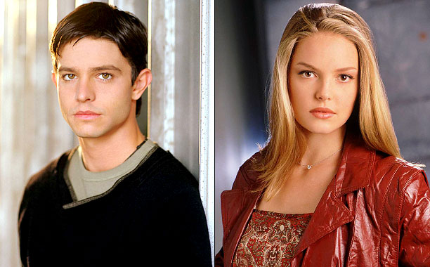 Jason Behr, Katherine Heigl, ... | Played by: Jason Behr and Katherine Heigl Show: Roswell (1999-2002) Forgetting their stone-cold looks, these royal twins had touch-based powers — many of which could…