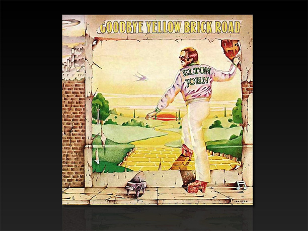 Elton was at the peak of his powers — ''Candle in the Wind,'' ''Bennie and the Jets,'' and the title track are all stacked in…