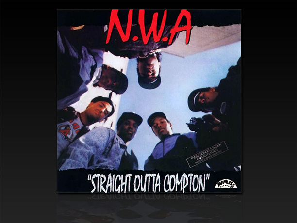 ''You are now about to witness the strength of street knowledge...'' And with those words, gangsta rap was born. A profane, rat-a-tat distress call from…