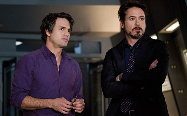 ''I'm sorry. I'm not that kind of doctor,'' Iron Man 3 (34%) ''As I told you a long time ago, you're not the only one…
