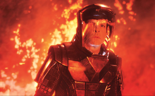 Zachary Quinto, Star Trek Into Darkness