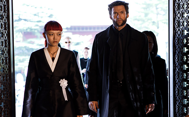 CapeTown, First Look, ... | Hugh Jackman and Rila Fukushima, The Wolverine (30%) Isla Fisher and Jesse Eisenberg, Now You See Me (30%*) Brad Pitt and Daniella Kertesz, World War…