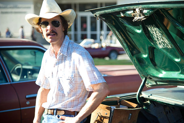 Toronto International Film Festival | Starring Matthew McConaughey, Jennifer Garner, Jared Leto McConaughey went from buff to gaunt to play a real-life heterosexual HIV patient who skirted the laws to…