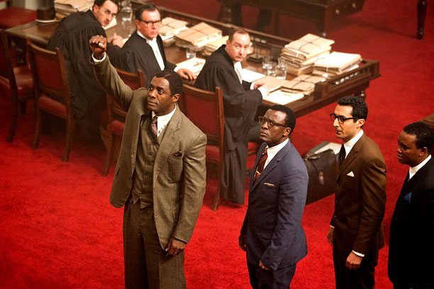 Toronto International Film Festival | Starring Idris Elba, Naomie Harris The much-admired Elba lands the role of a lifetime, playing the iconic South African revolutionary who led the fight against…