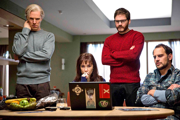 Toronto International Film Festival | Starring Benedict Cumberbatch, Daniel Bruhl, Laura Linney Cumberbatch stars as Julian Assange, the Australian hacker who published hundreds of thousands of classified U.S. government documents…
